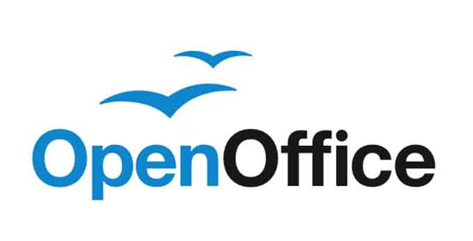 Open Office Blue